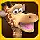 Talking Gina the Giraffe app icon